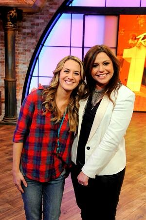 Image of Fanny Slater and Rachael Ray