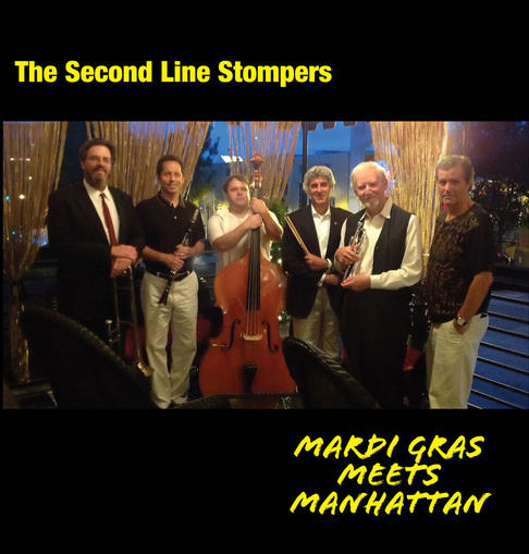 Image of Second Line Stompers