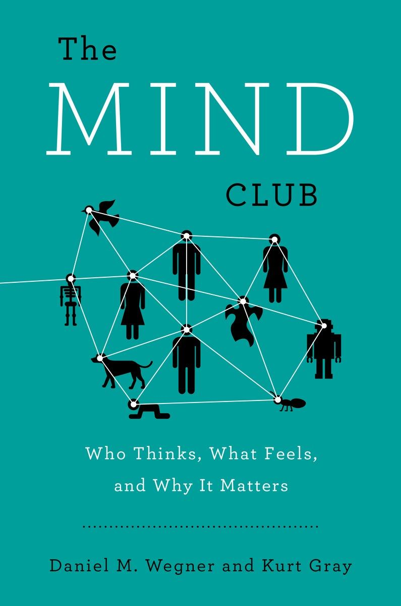 An image of 'The Mind Club' book cover