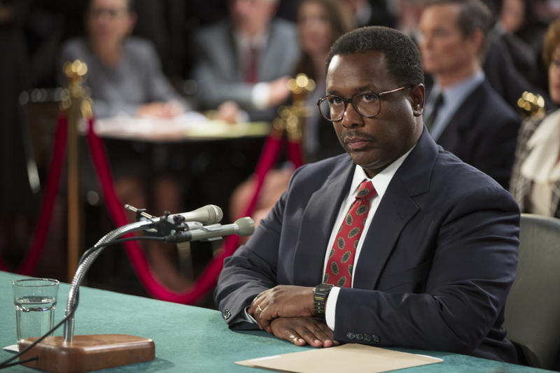 An image of Wendell Pierce in the new HBO film 'Confirmation'
