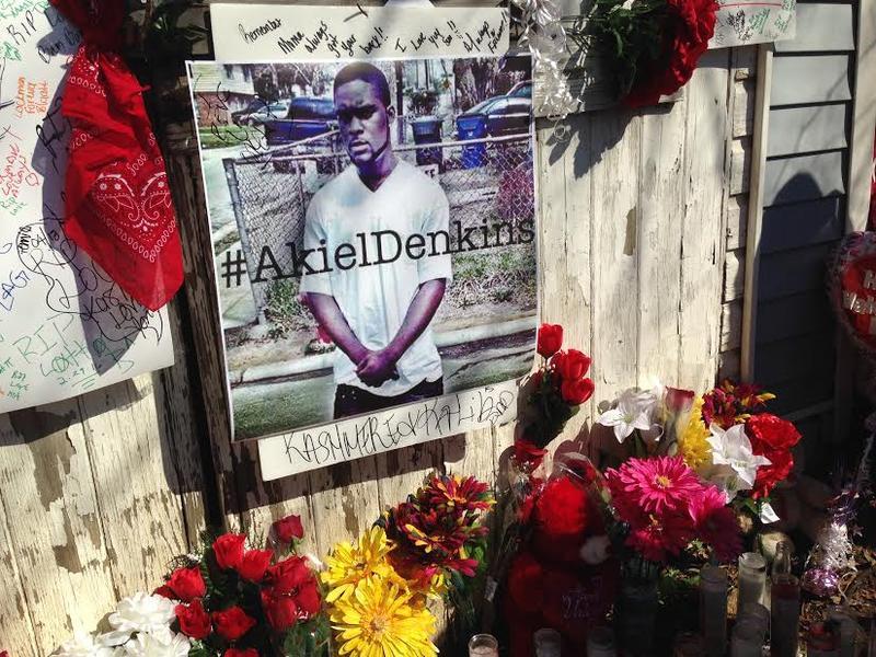 Raleigh Police Shooting, Akiel Denkins