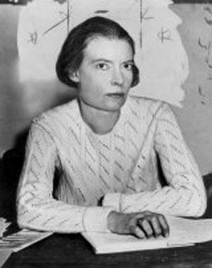 An image of Dorothy Day