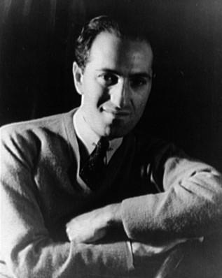 An image of George Gershwin