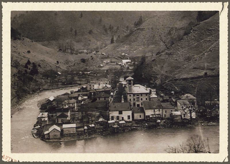 Lee Smith's hometown of Grundy, Va., circa 1912