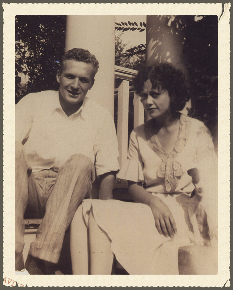 Lee Smith's parents, Ernest and Gig Smith