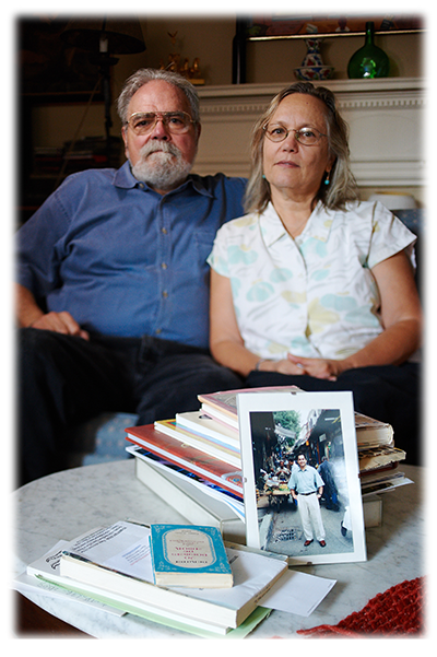 Orlando and Phyllis Rodriguez lost their son Greg in the attacks on September 11, 2001. The new documentary 'In Our Son's Name' tells their story.