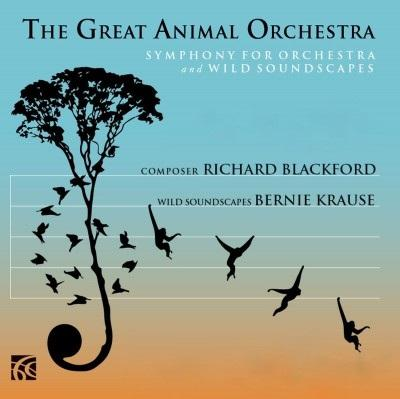 An image of poster for 'The Great Animal Orchestra Symphony'