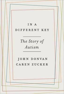 Book Cover For 'In A Different Key'