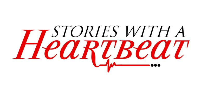 Stories with a Heartbeat logo