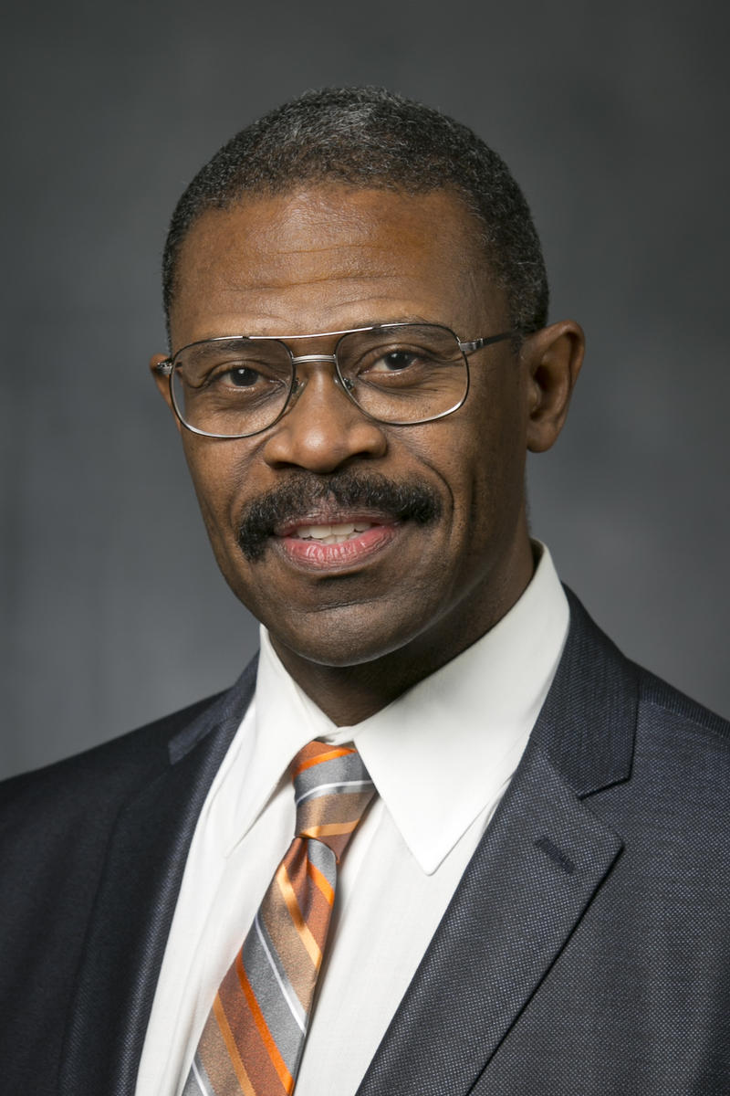 An image of Duke anthropology professor J. Lorand Matory