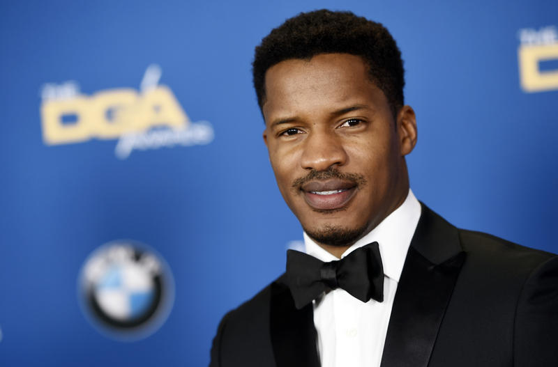 An image of actor and director Nate Parker