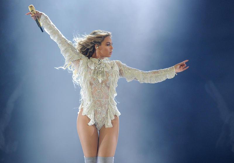 An image of singer Beyonce