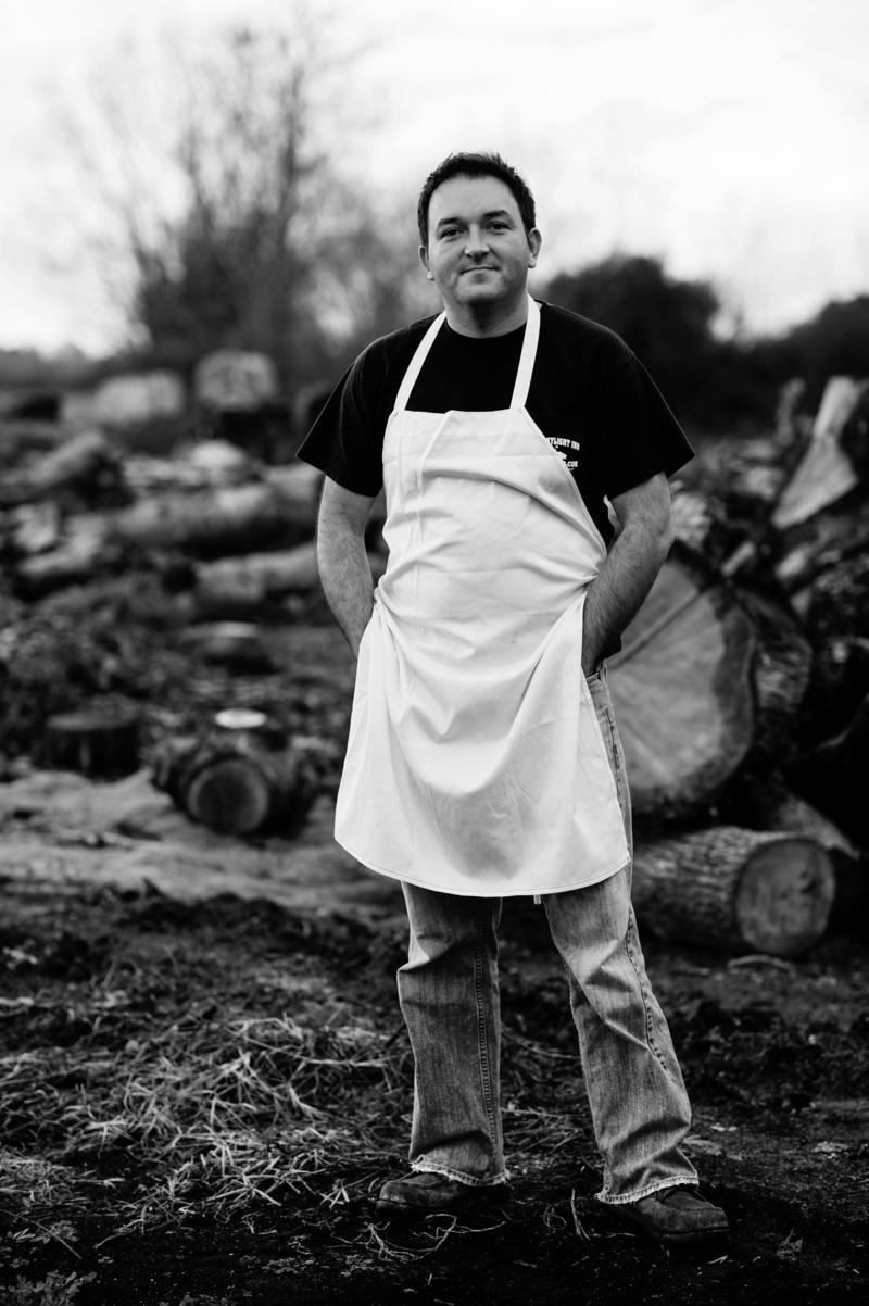photo of Sam Jones -- Sam Jones BBQ, Greenville, N.C.