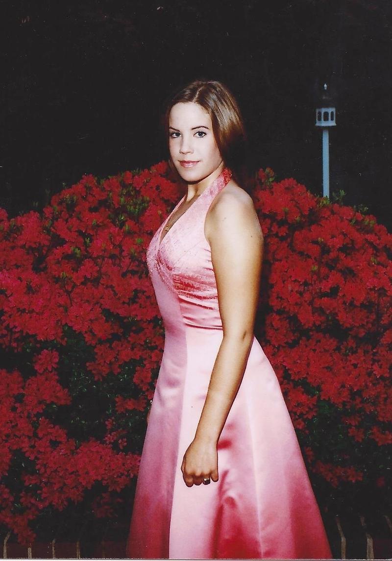 photo of Whitney Way Thore at age 18