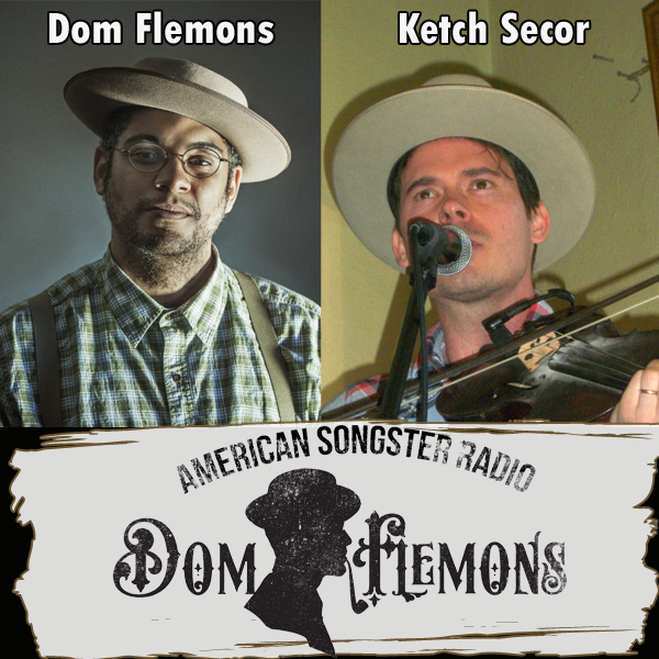 Dom Flemons and Ketch Secor