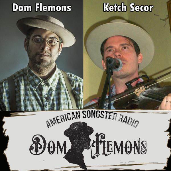 Dom Flemons and Ketch Secor