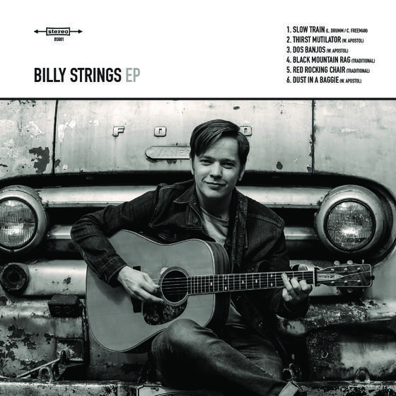 Billy Strings CD