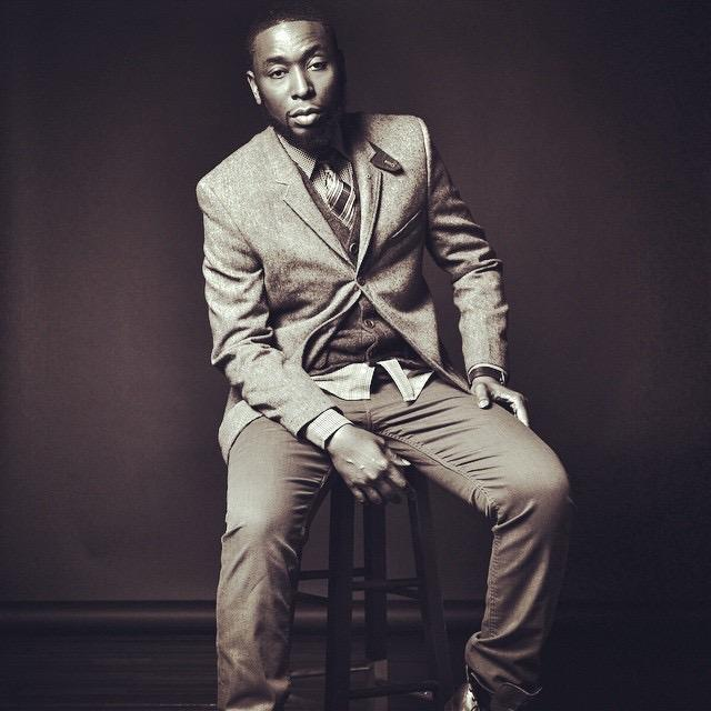 An image of Durham-based music producer 9th Wonder