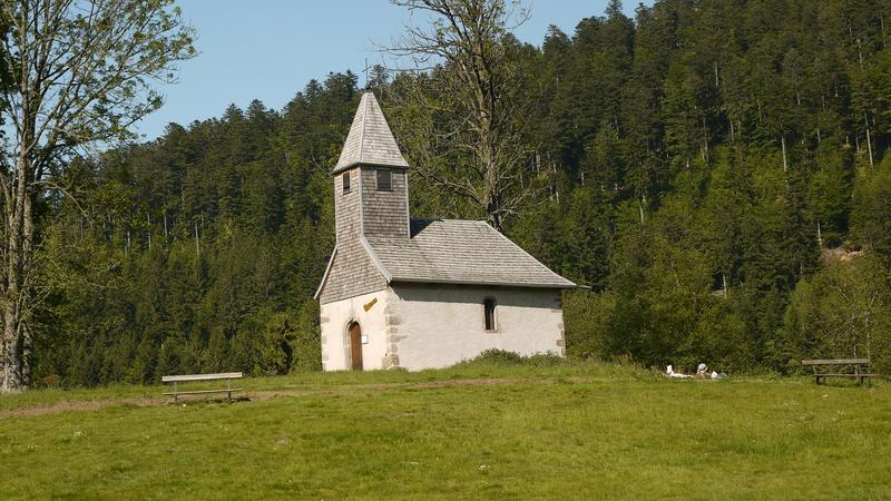 photo of a church