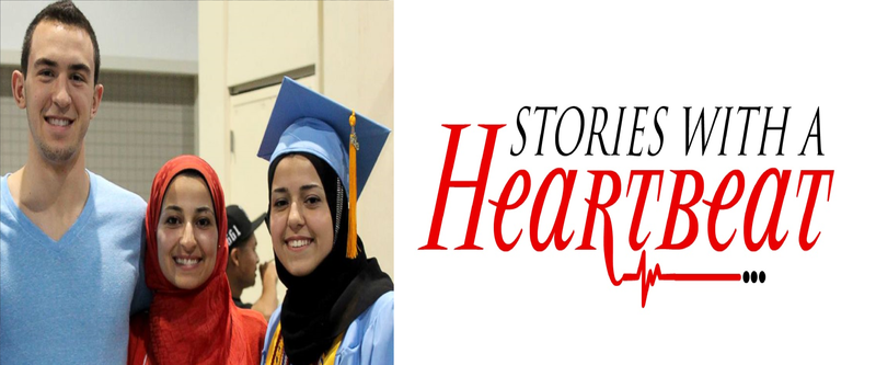 'Stories with a Heartbeat' is a new podcast that explores the human condition in conflict.