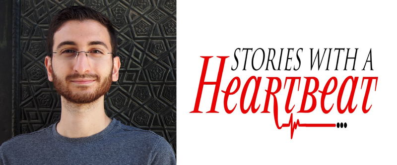 'Stories with a Heartbeat' is a new podcast about the human condition in conflict.
