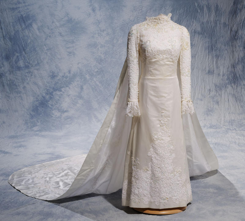 photo of a dress designed by Willie Kay
