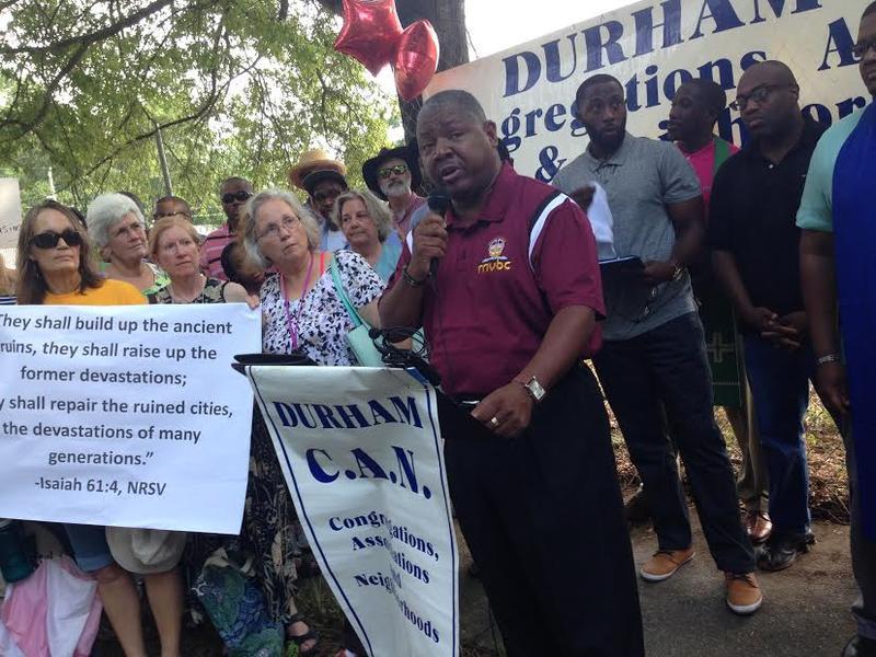 Durham CAN, Durham, Jerome Washington, Fayette Place