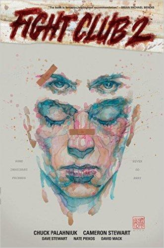 "book cover of ""Fight Club 2"""