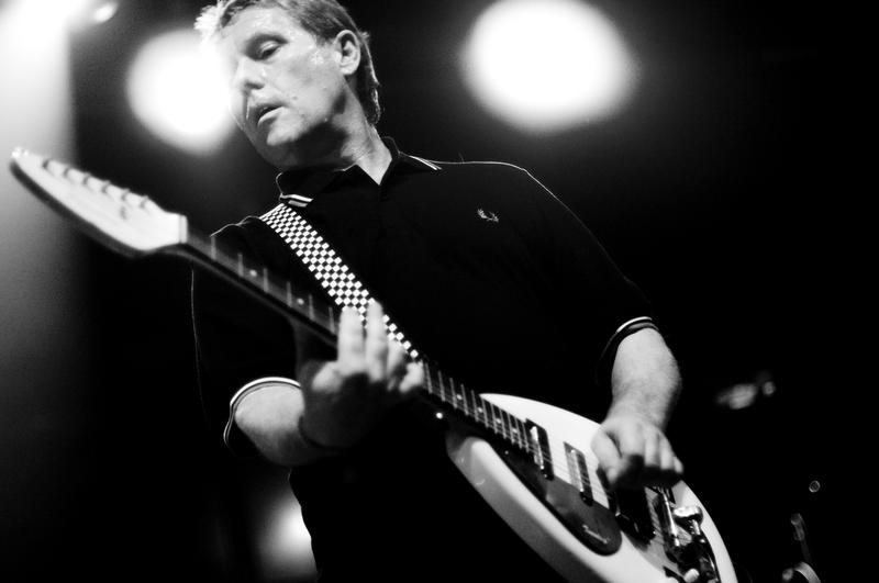 Dave Wakeling of The English Beat.