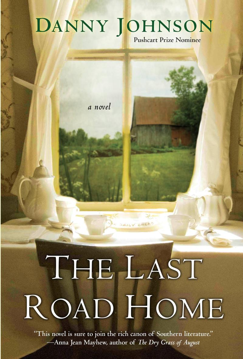 An image of the book cover for 'The Last Road Home'