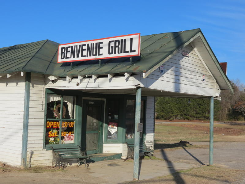 Photo of the Benvenue grill in Rocky Mount
