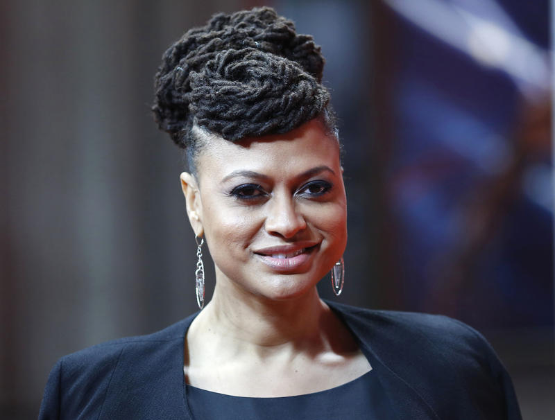 An image of director Ava Duvernay