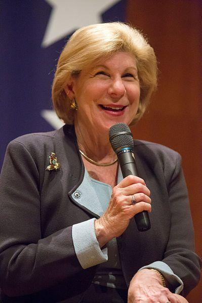 Nina Totenberg, NPR legal affairs correspondent