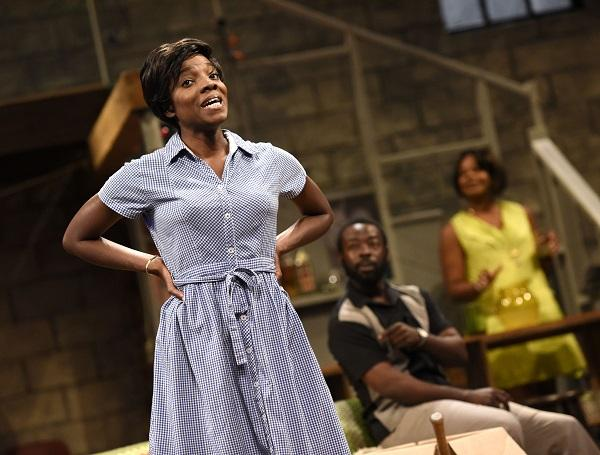 Photo from Playmakers production of 'Detroit 67'
