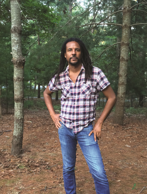 An image of author Colson Whitehead