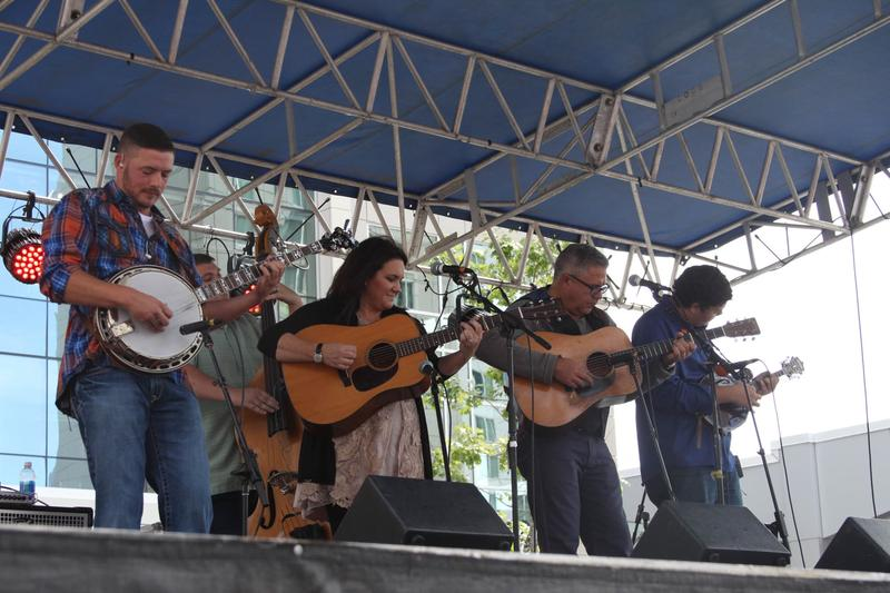 World of Bluegrass festival performers