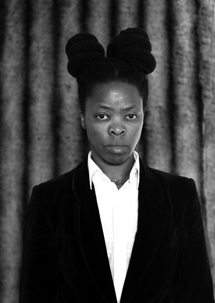 Artist Zanele Muholi has spent 10 years documenting the lives of LGBTI individuals in South Africa.