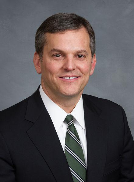 An image of former state senator Josh Stein
