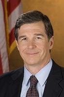 Headshot of Roy Cooper