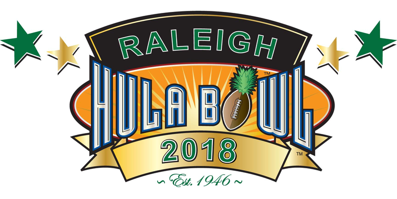The Hula Bowl will come to Raleigh in 2018.
