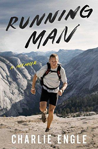 The cover of Running Man, a memoir by Charlie Engle.