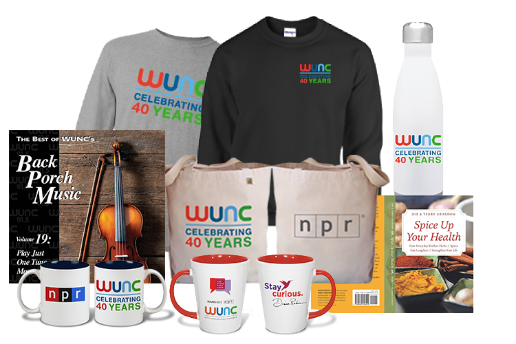 Thank-you Gifts From WUNC