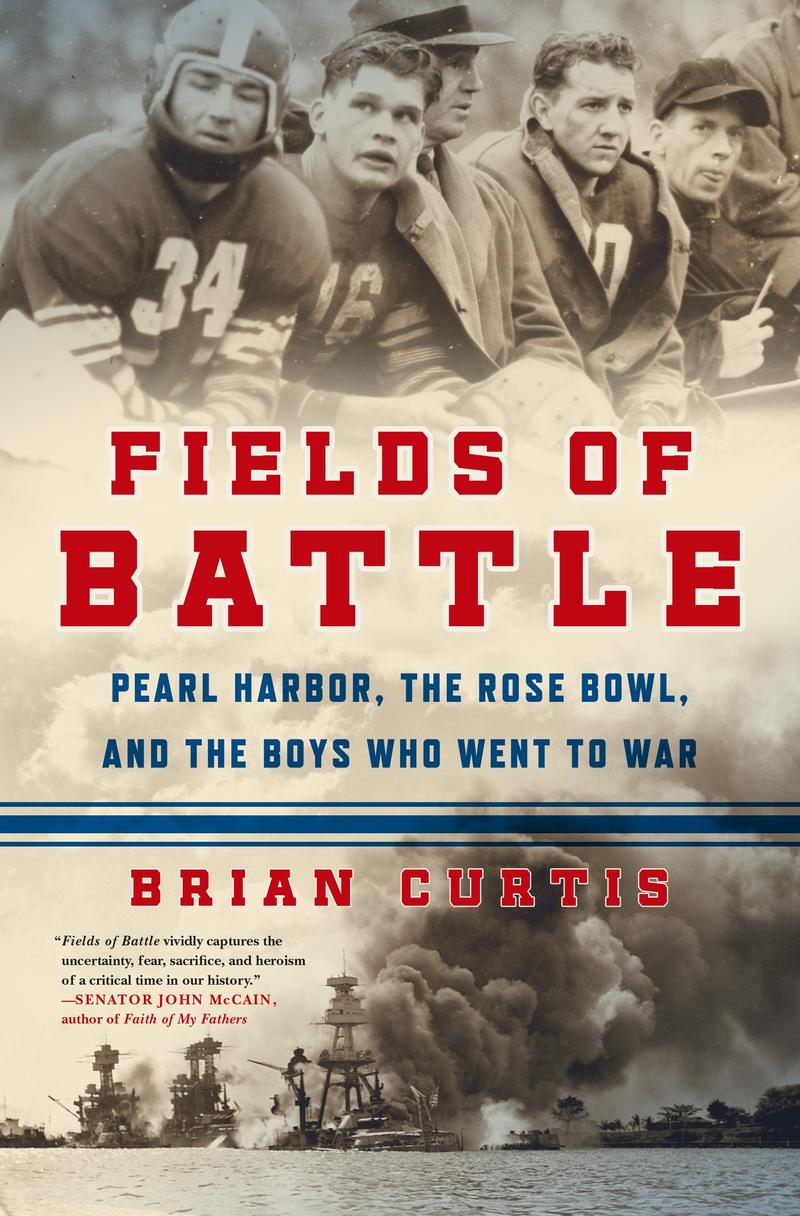 An image of the book 'Fields of Battle'