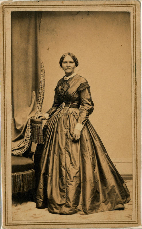 Image of Elizabeth Keckley