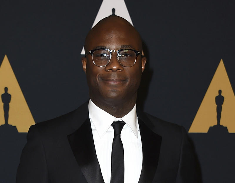 An image of director Barry Jenkins