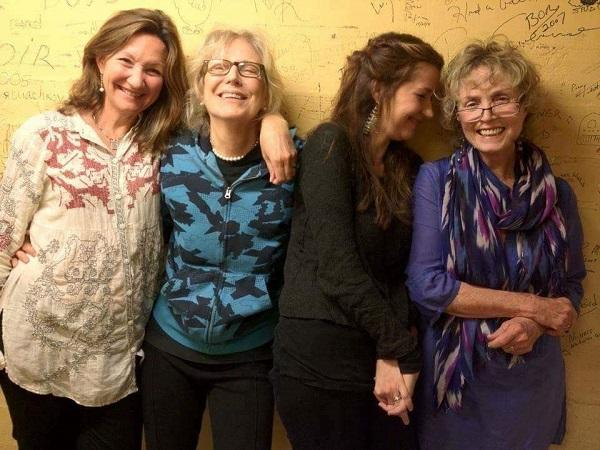 """Jill McCorkle, Marshall Chapman, Matraca Berg and Lee Smith have been collaborating since 2010. The four designed the musical """"Good Ol' Girls,"""" and continue to bring singing and storytelling together on stage."""