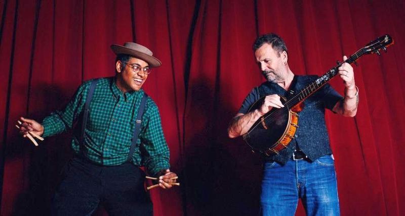 Dom Felmons & Martin Simpson