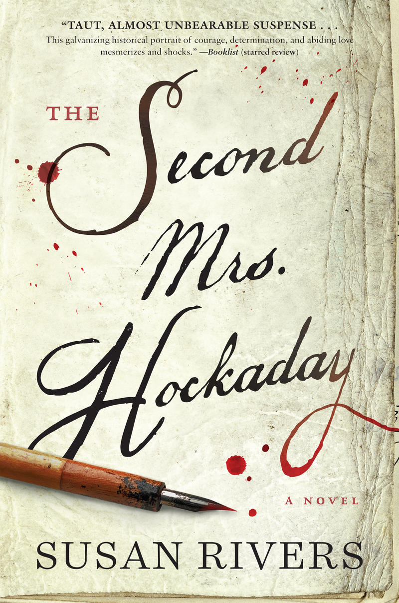 An image of the book cover 'The Second Mrs. Hockaday'