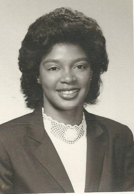 Phyliss Craig after graduation from the University of Alabama in 1980.