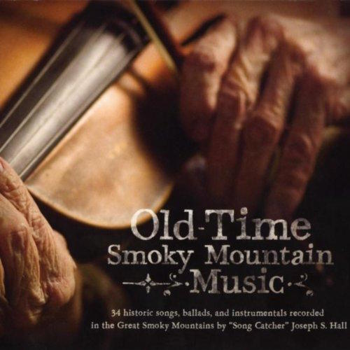 Album cover for 'Old Time Smoky Mountain Music'